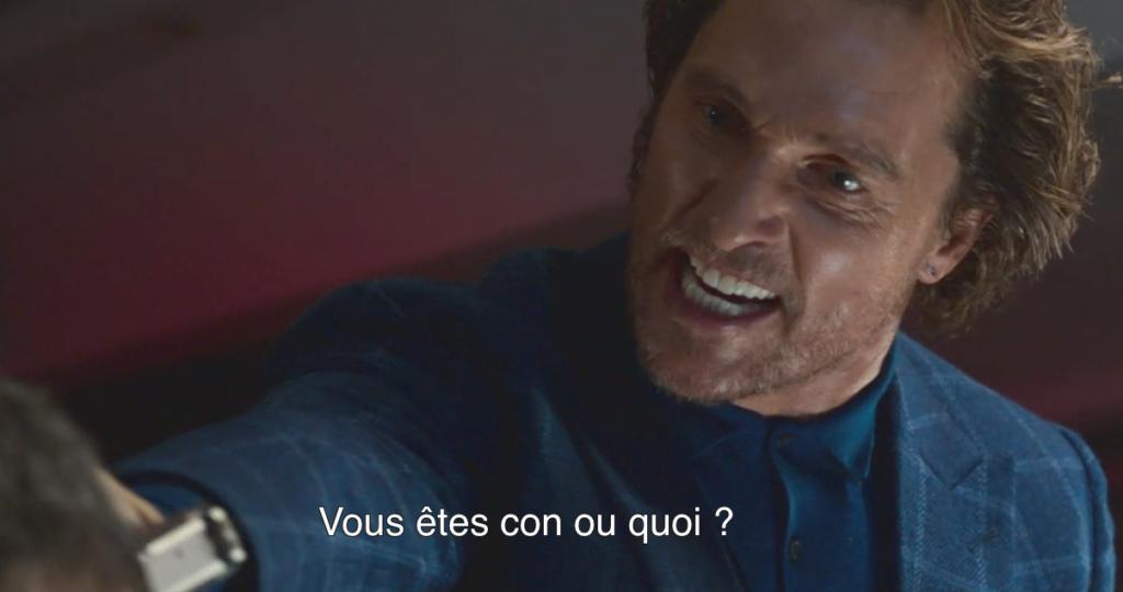 Ritchie, McConaughey