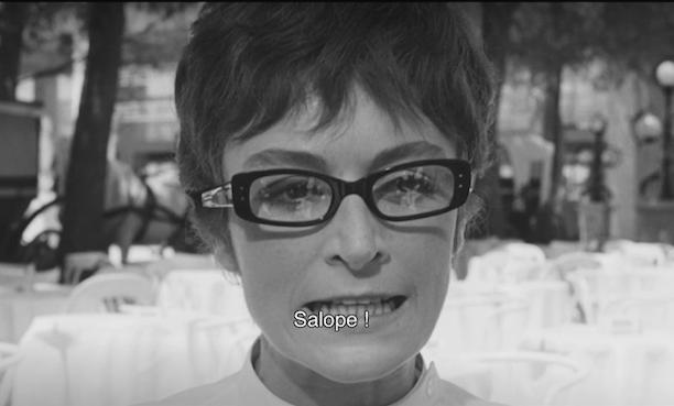 Fellini, Aimée