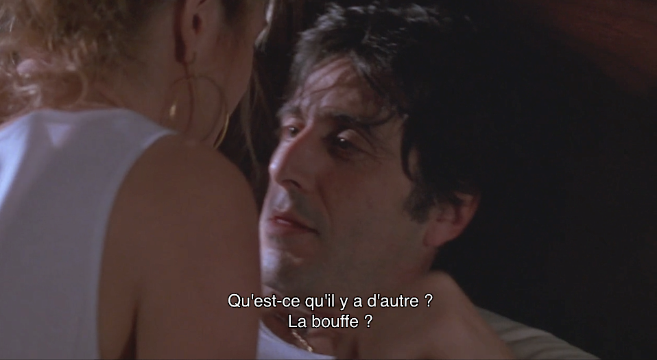 Pacino, Barkin